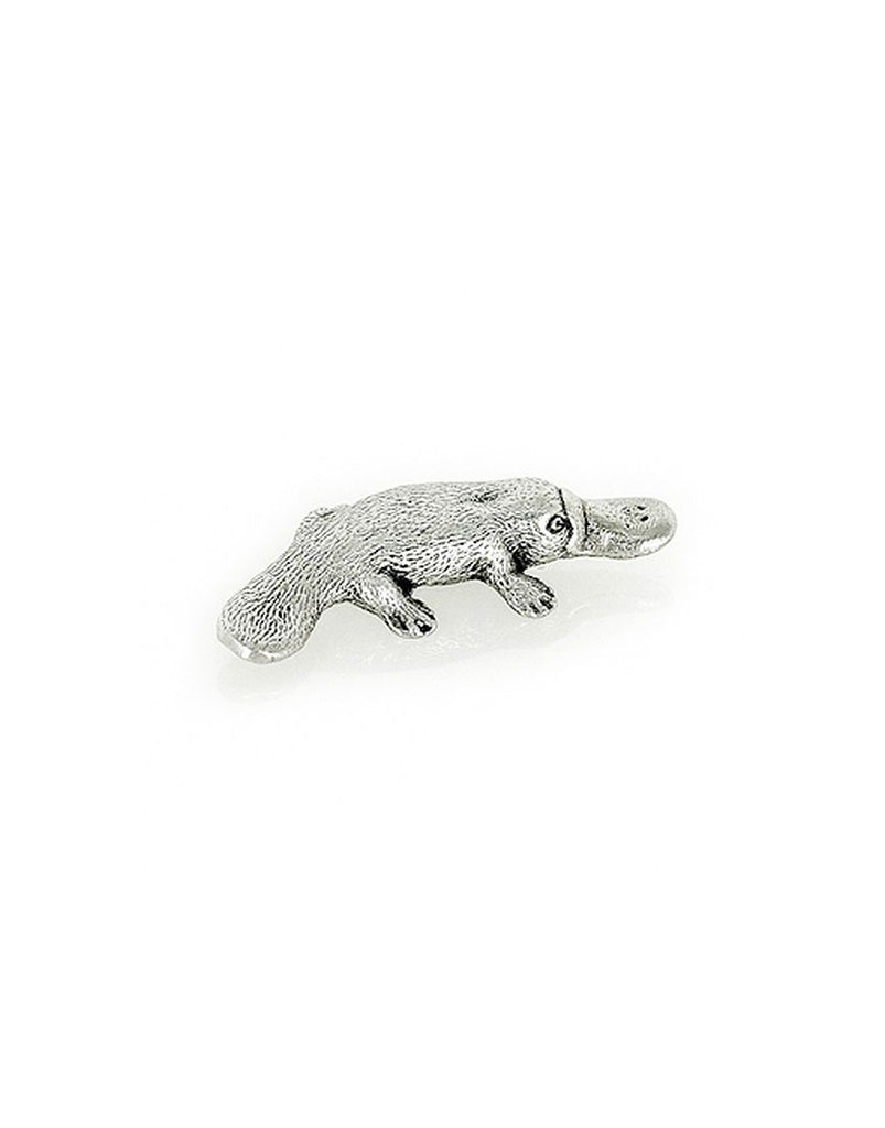 Micro Mini Platypus Pewter