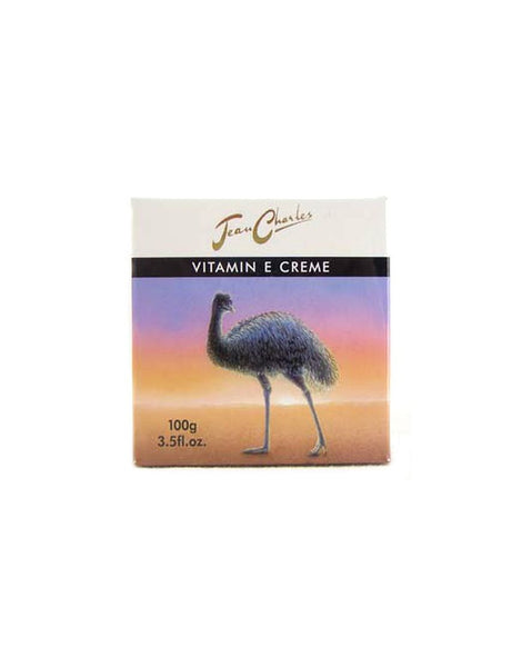 Emu Oil Vitamin E Creme 100g