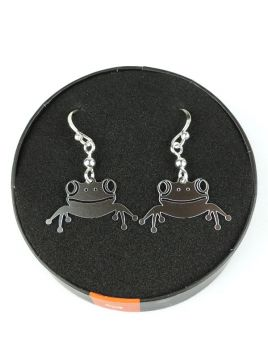 Earrings Frog Icon