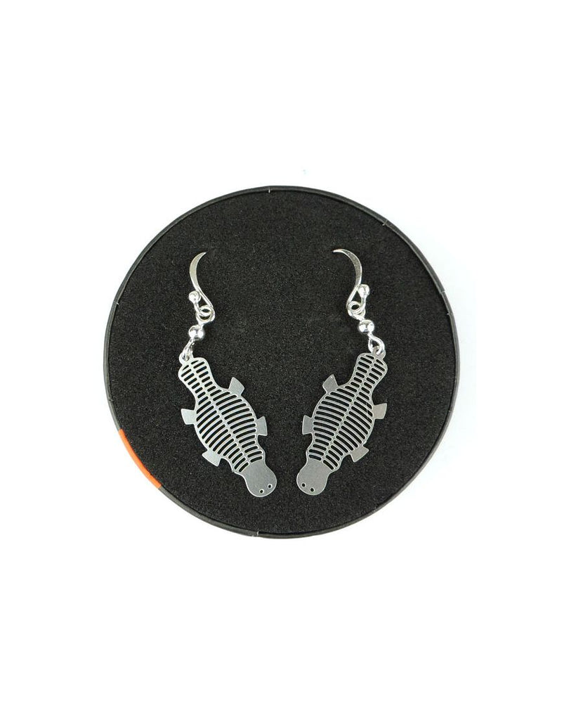 Earrings Platypus Icon