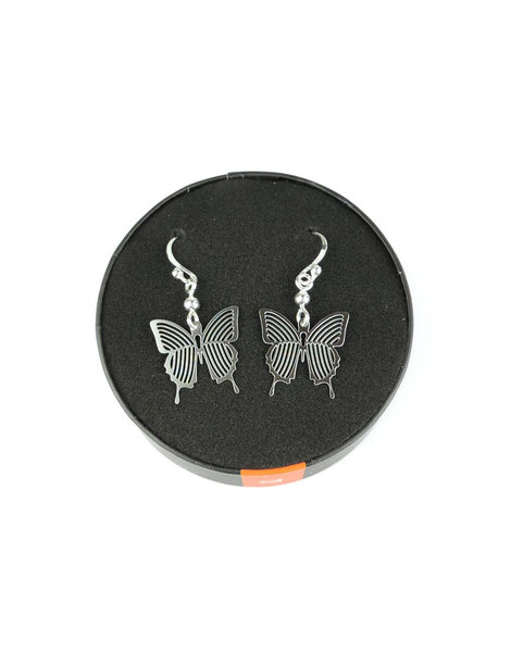 Earrings Butterfly Icon