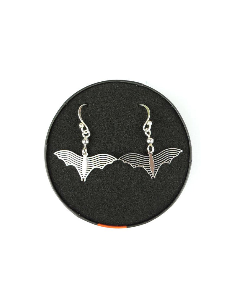 Earrings Bat Icon