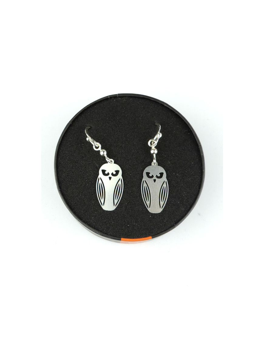 Earrings Owl Icon