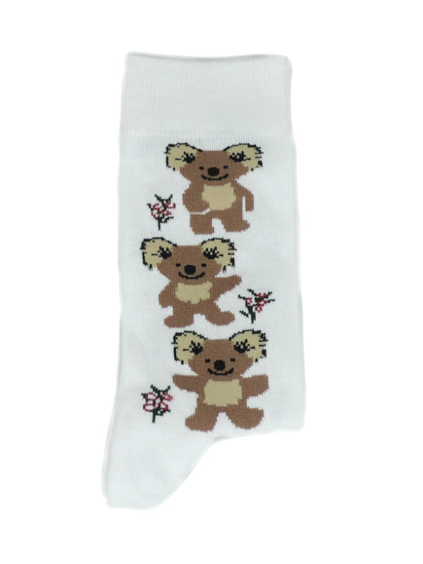 Socks 3 Koalas Ladies