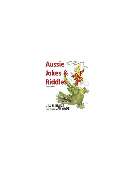 Aussie Jokes and Riddles