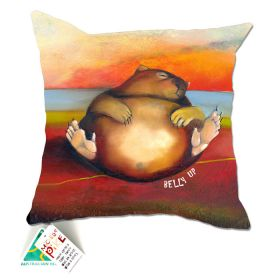 Cushion Cover Belly Up SQ