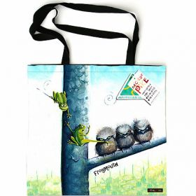 Tote Bag Frogmouth