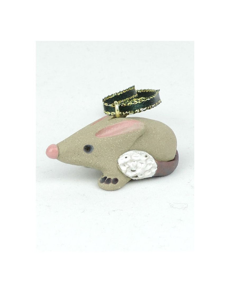 Xmas Deco Bilby Ceramic Animal