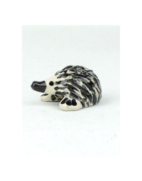 Glazed Echidna Ceramic Animal