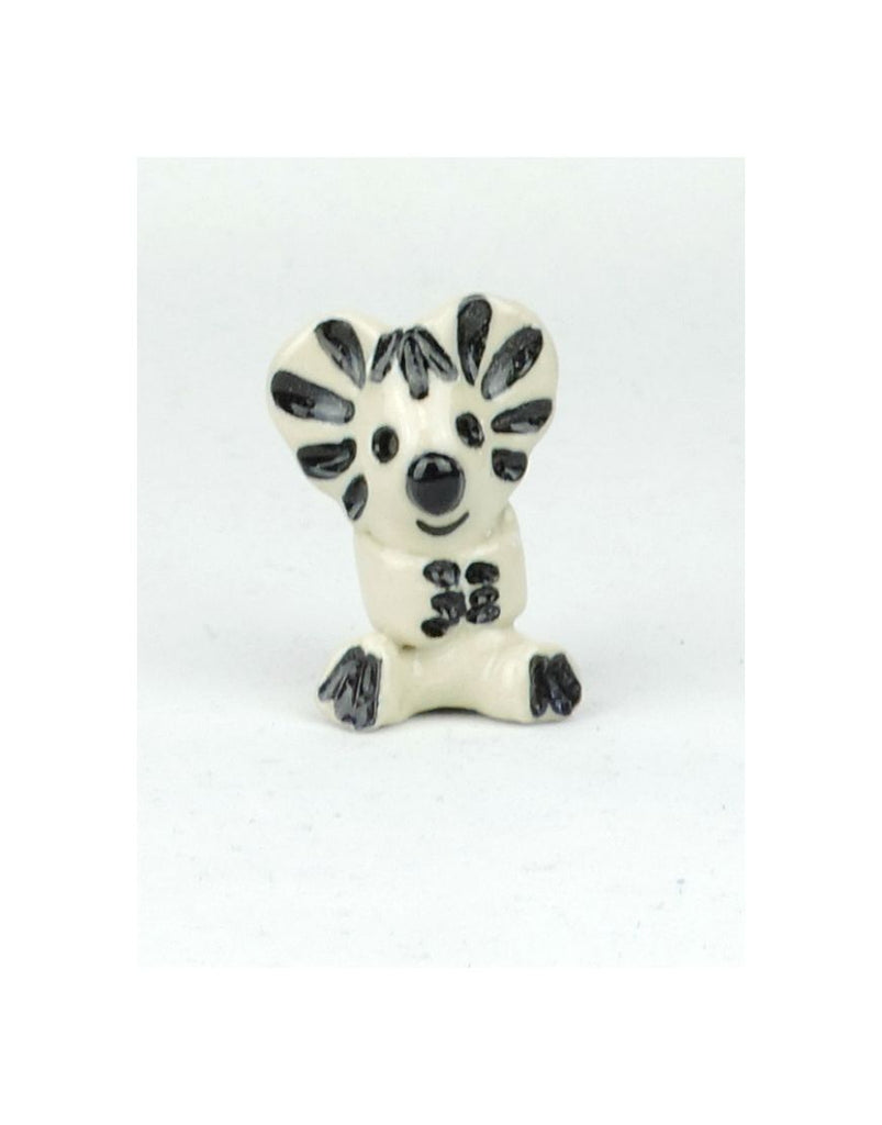 Glazed Koala Ceramic Animal