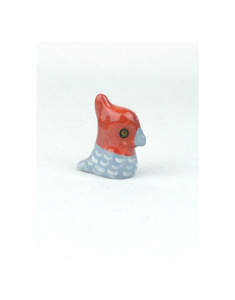 Glazed GangGang Ceramic Animal