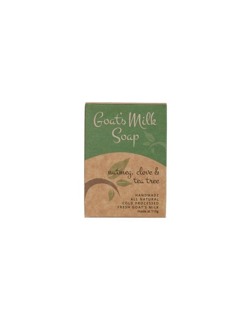 Handmade Goat Milk Soap Tea Tree