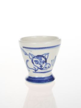 Egg Cup Sitting Possum