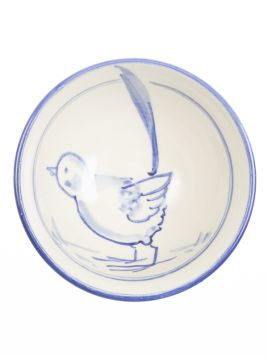 Lolly Bowl Blue Wren