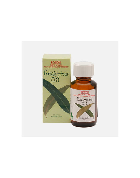 Natures House Eucalyptus Oil 50ml