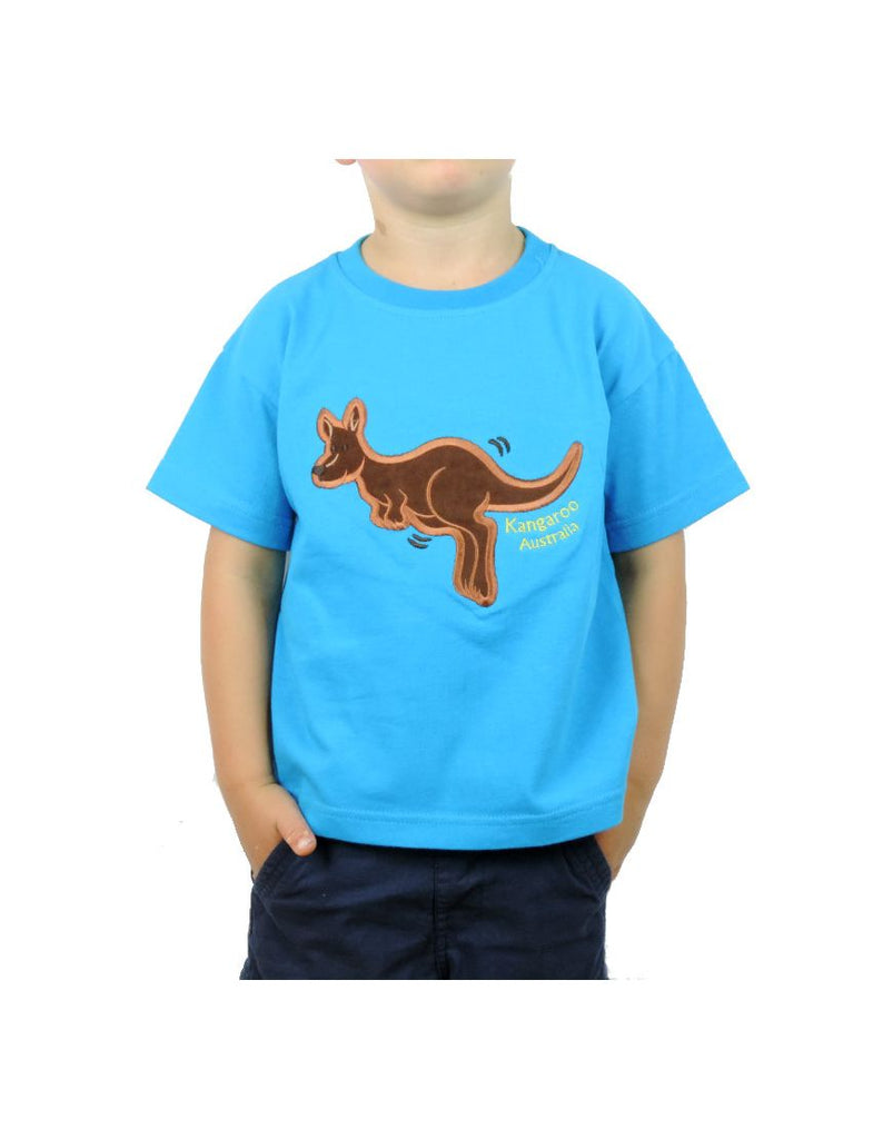 Kids TS Suede Kangaroo Body