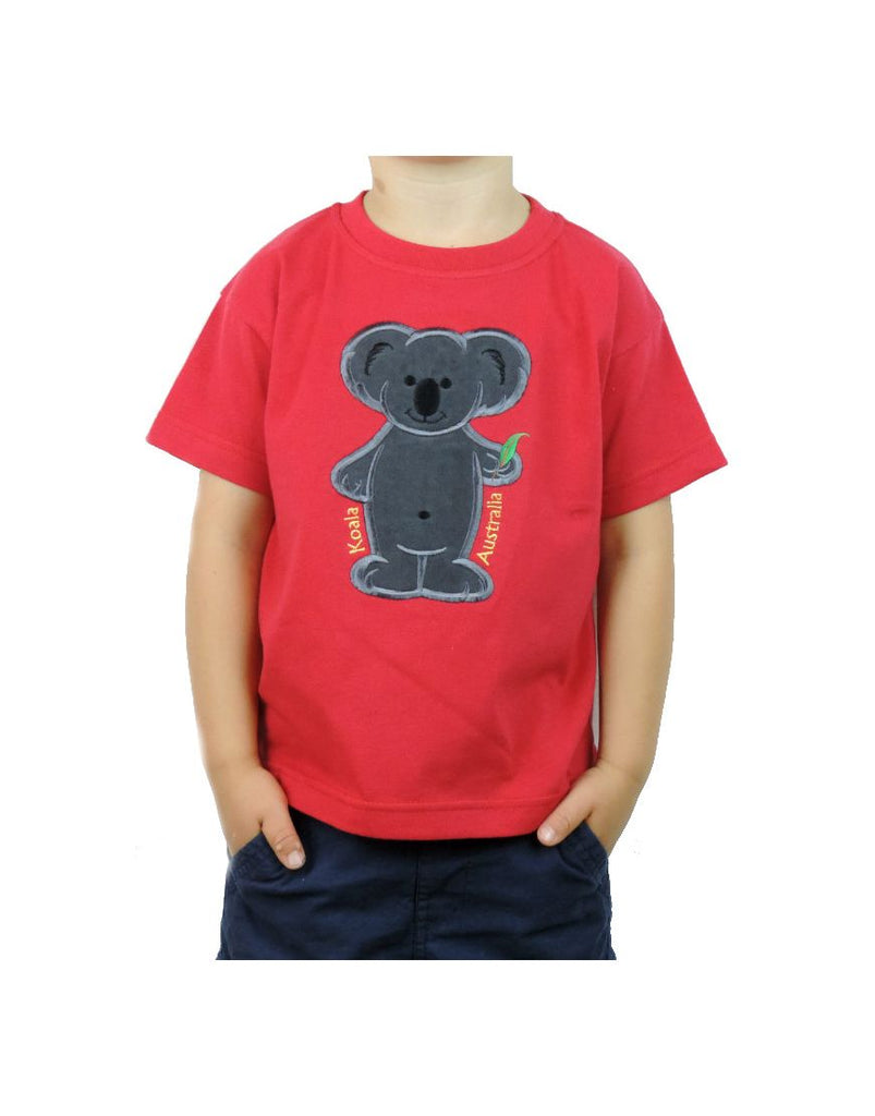 Kids TS suede Koala Body