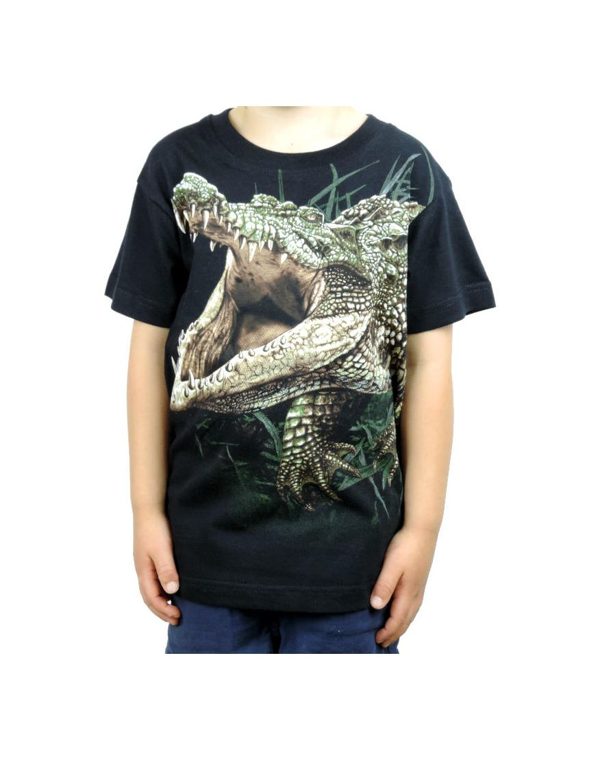 Kids Tshirt Body Crocodile