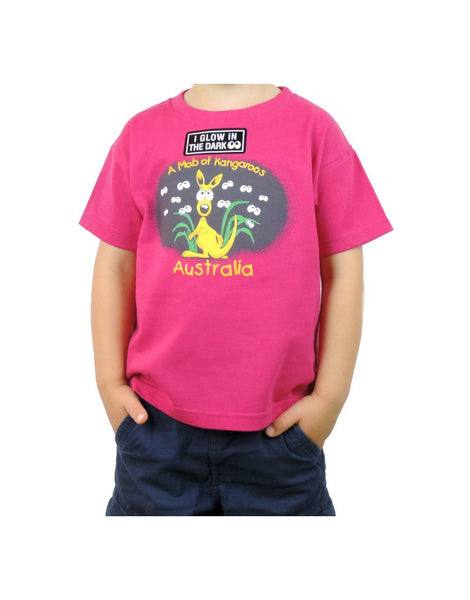 Kids TS Mob of Kangaroos