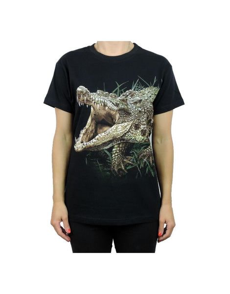 Adult Tshirt Body Crocodile