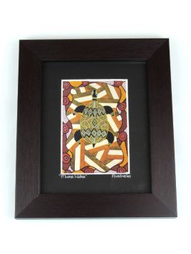 Print Turtle Marlee Small Framed