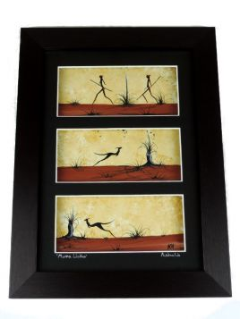 Landscape 33x24 3in1 Large Framed Art