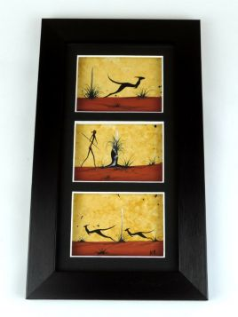 Landscape 33x19 3in1 Small Framed Art