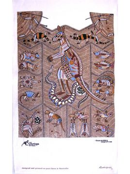 Koongarra Dreaming Aboriginal Tea Towel