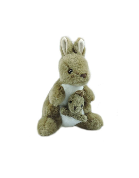 Kangaroo and Joey 12in SoftToy