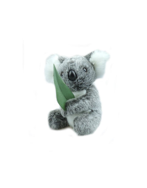 Koala 6in Gumleaves SoftToy