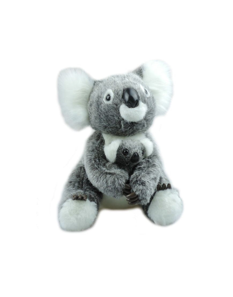 Koala w Baby 10in SoftToy