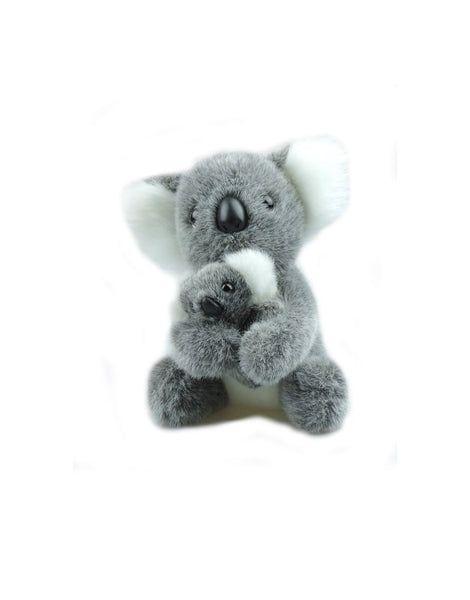 Koala w Baby 8in SoftToy