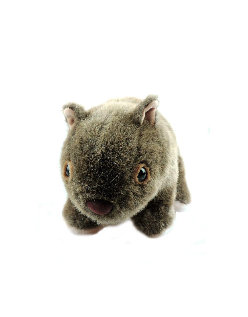 Wombat 10in Plain M SoftToy