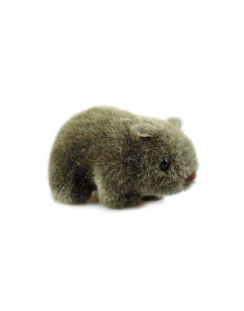 Wombat 7in Plain S SoftToy
