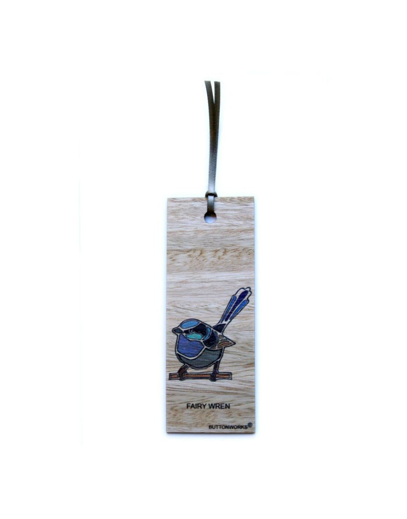 Bookmark Colour Fairy Wren