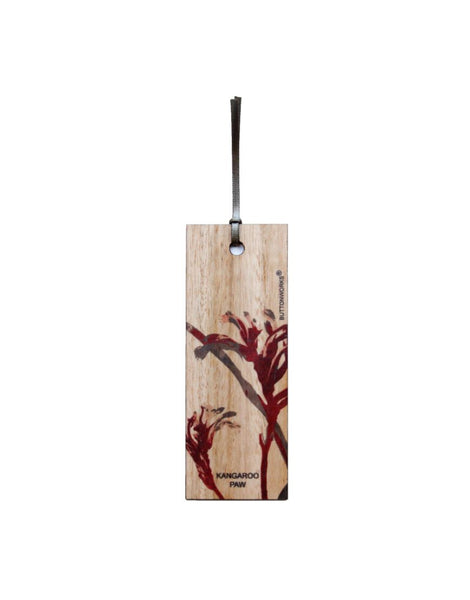 Bookmark Colour Kangaroo Paw
