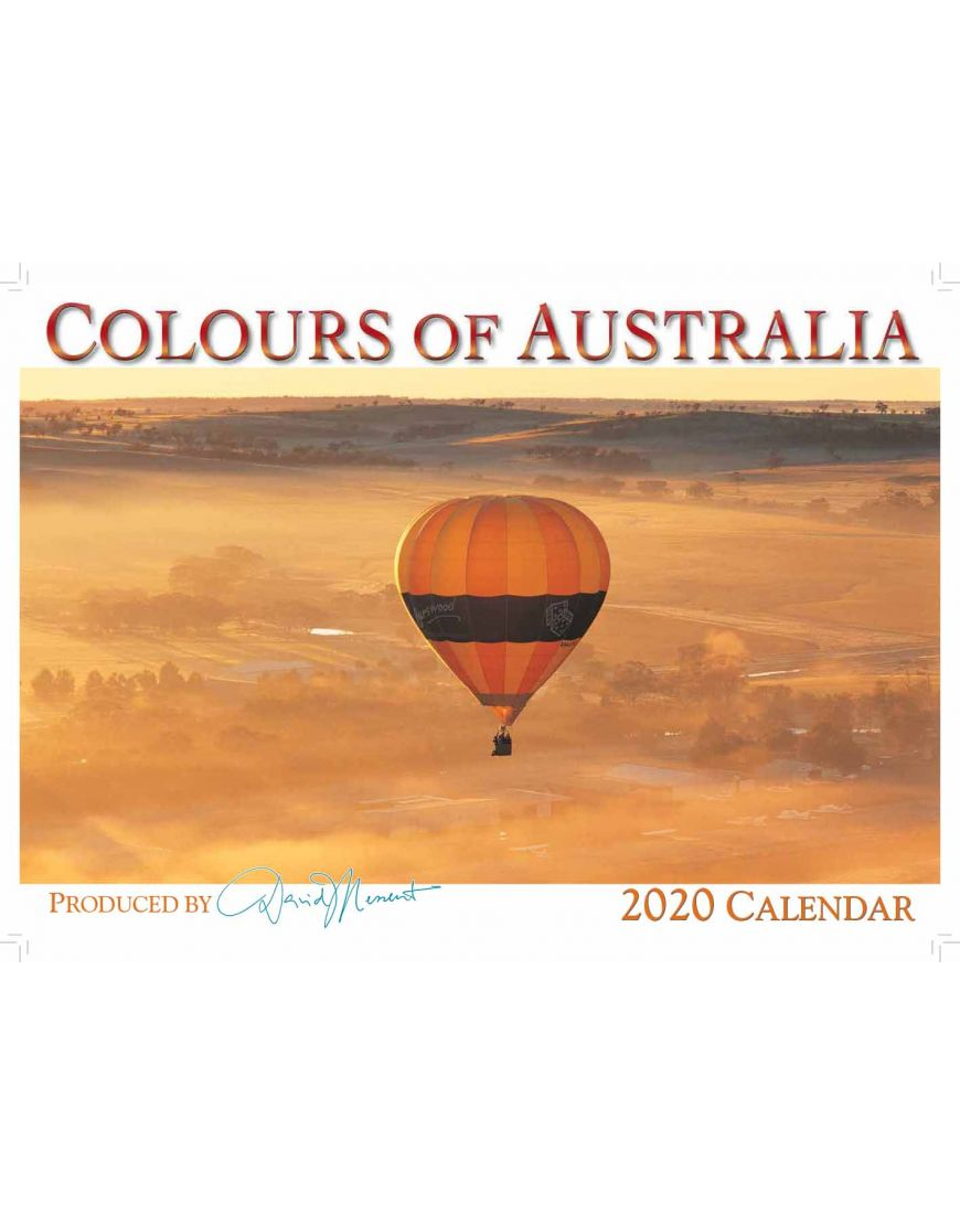 Calendar Colours of Australia