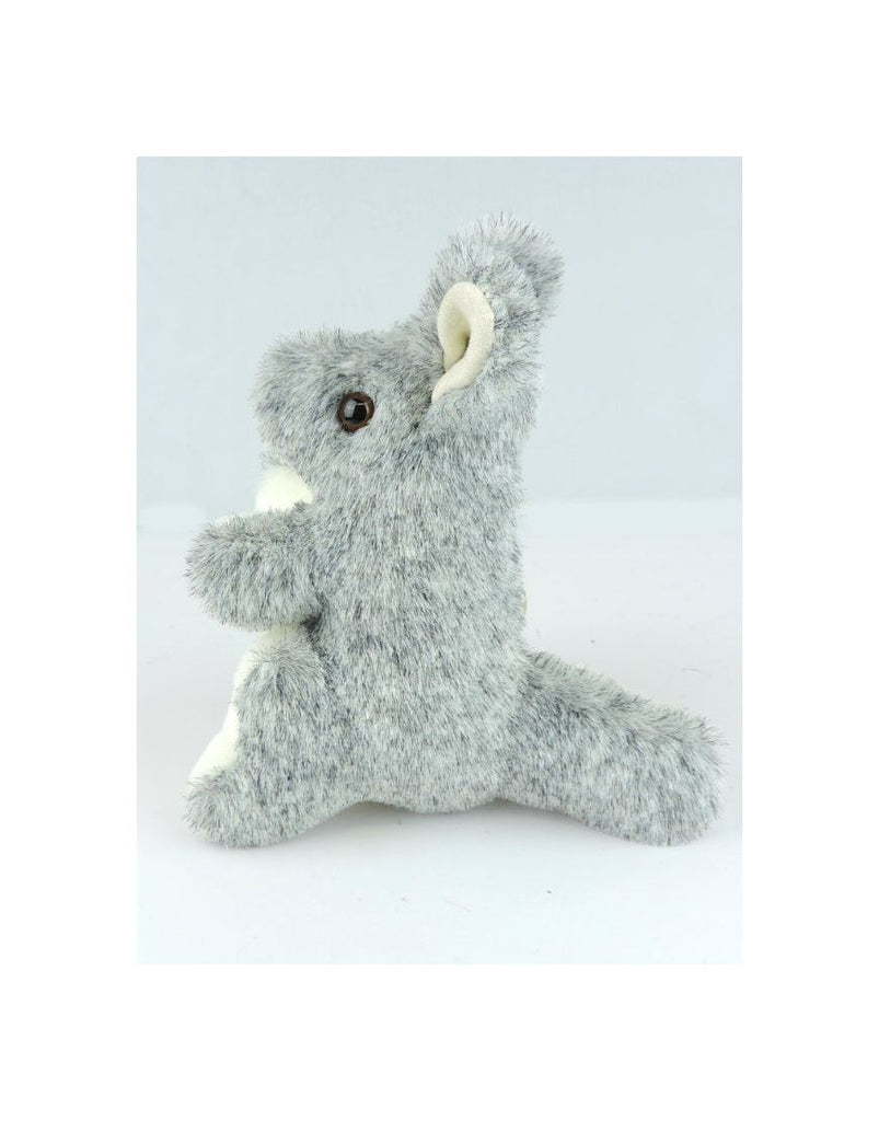 Kangaroo Grey Little One SoftToy