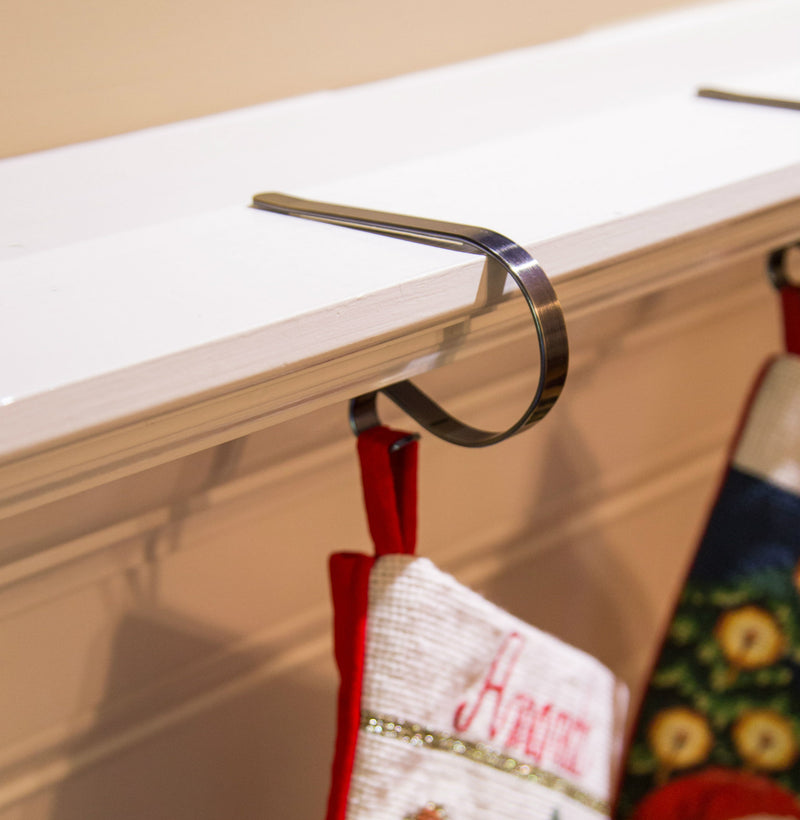 Christmas Stocking Mantle Holders - Cart Offer