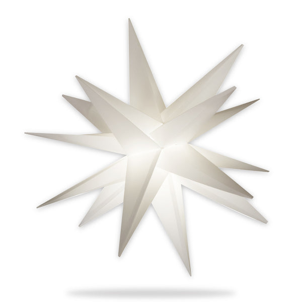 "18"" Folding Moravian Star Light"