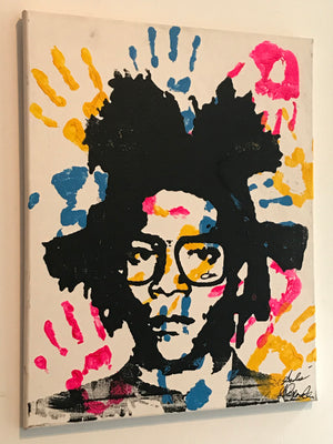 Basquiat by Andre Alexander