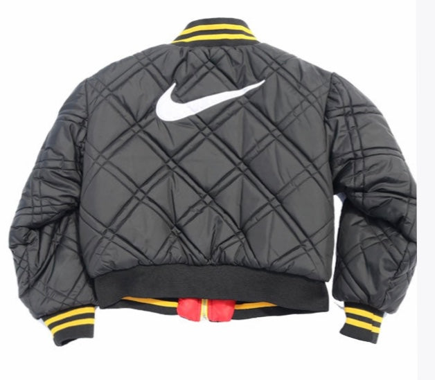 Keniya X Label PC/Nike Bomber