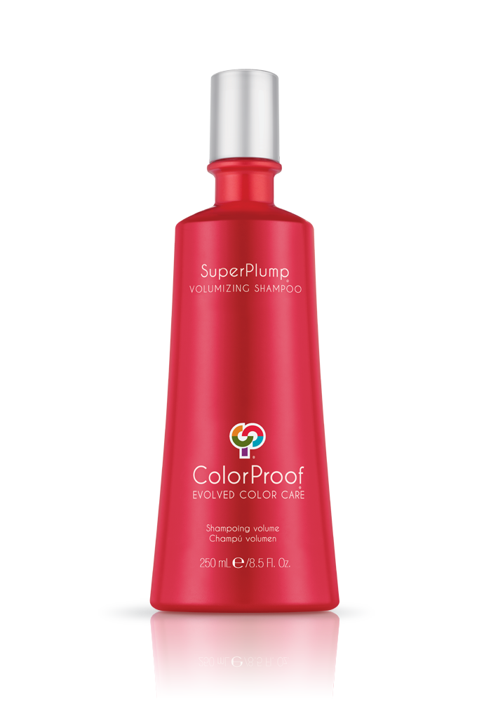 Colorproof - SuperPlump® Volumizing Shampoo - Done Hair Skin and Nails