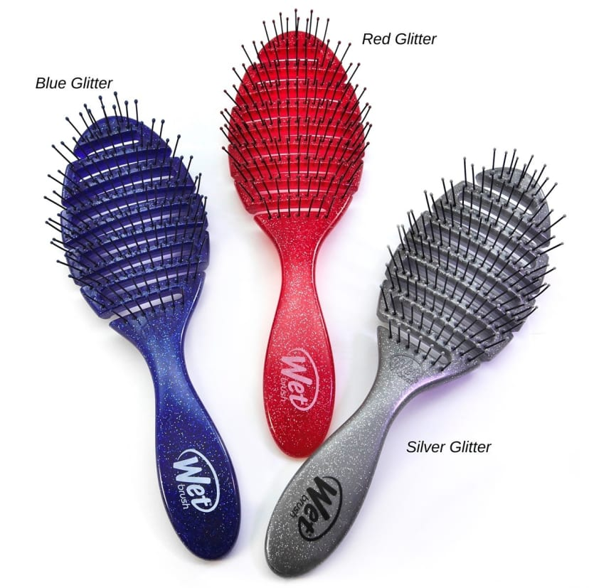 Holiday Flex Dry: Wet Brush
