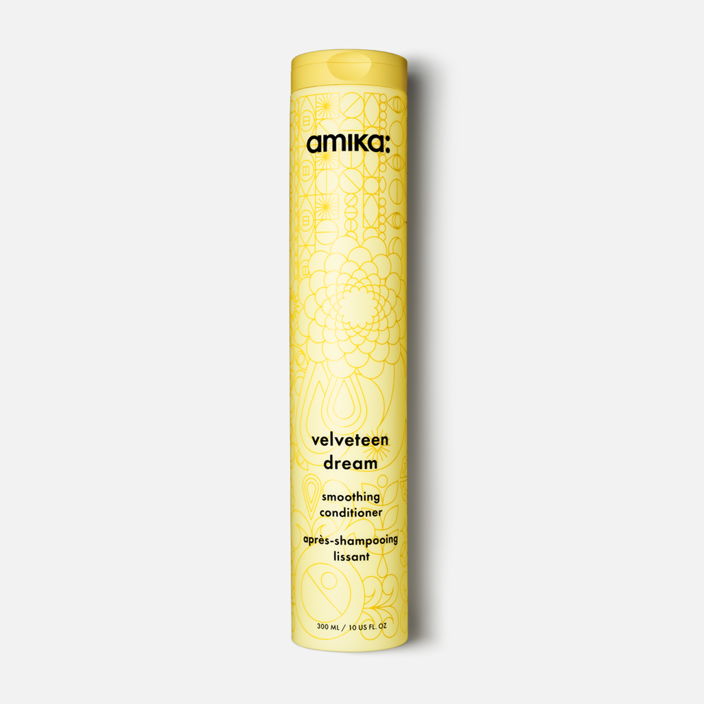 amika: Velveteen Dream Smoothing Conditioner - 300ml - Done Hair Skin and Nails Canada