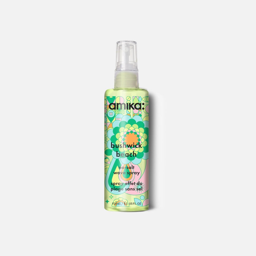 amika: Bushwick beach no-salt wave spray