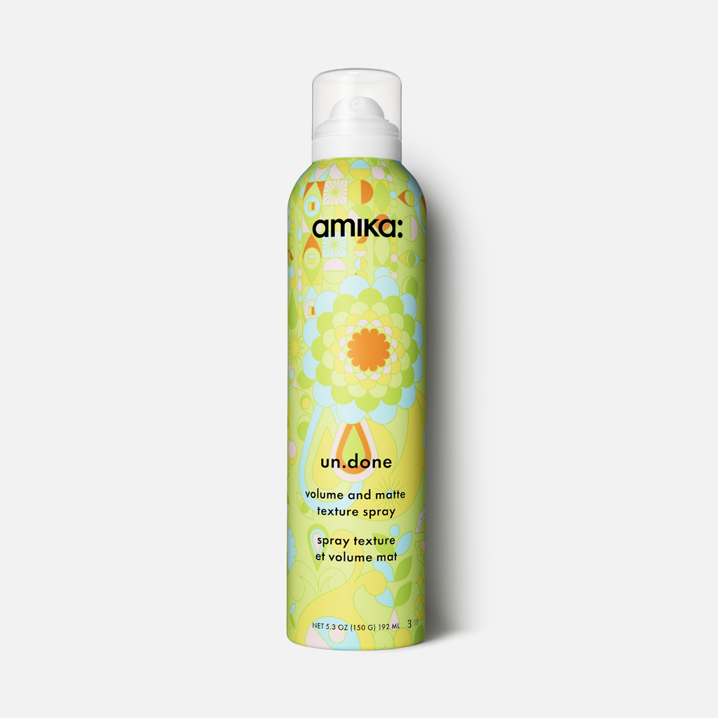 amika: Un.Done Volume & Matte Texture Spray - Done Hair Skin and Nails Canada