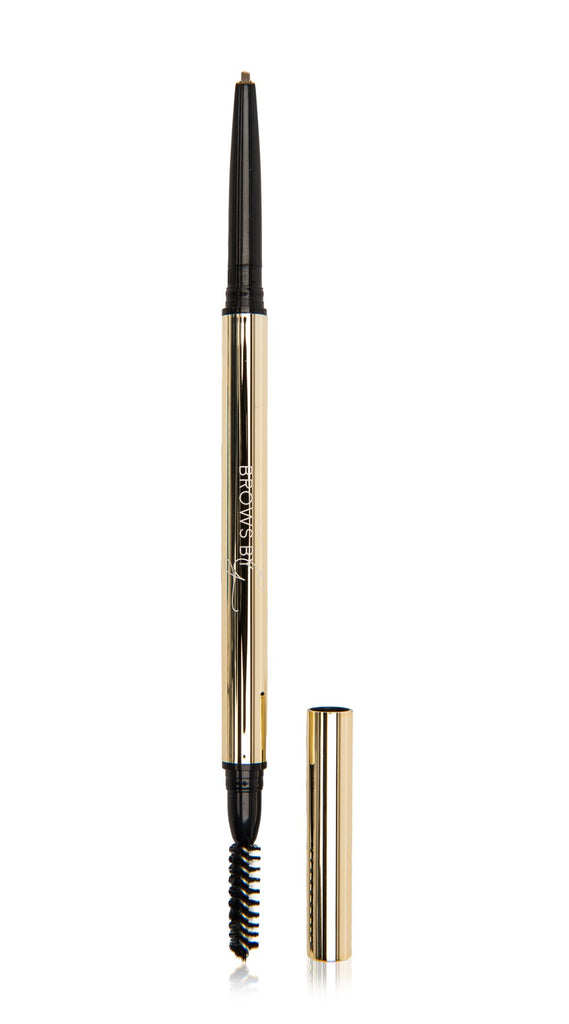 BROWLUXE® Classic Precision Brow Pencil - Done Hair Skin and Nails