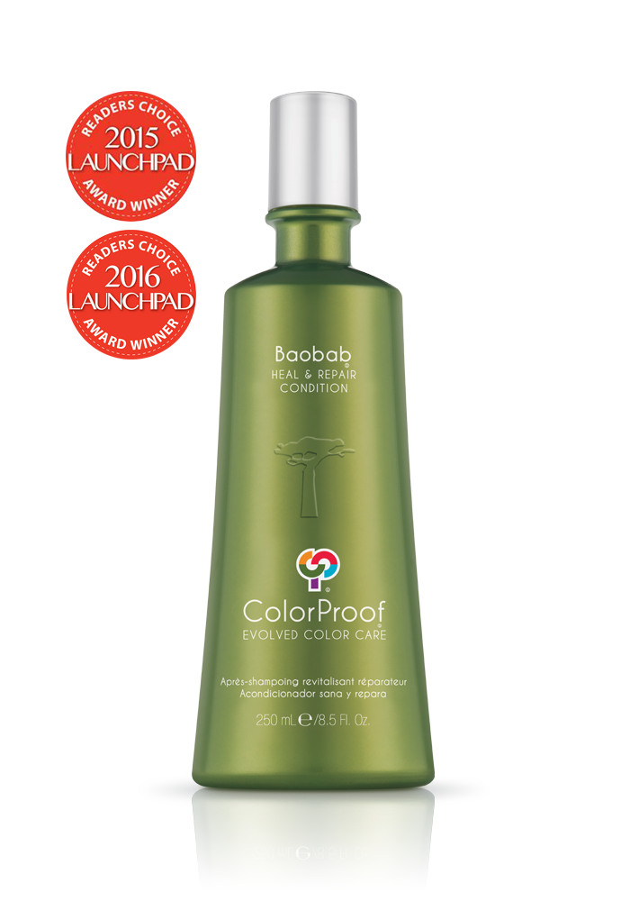 Colorproof - Baobab Conditioner - Done Hair Skin and Nails