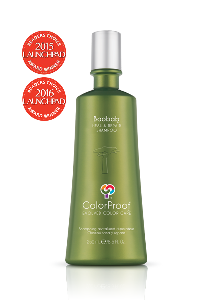 Colorproof - Baobab Shampoo - Done Hair Skin and Nails